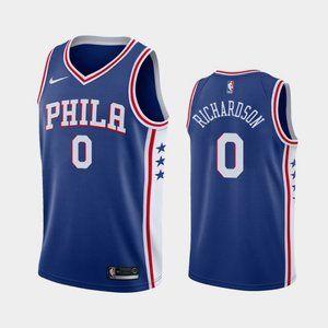 Philadelphia 76ers #0 Josh Richardson Jersey